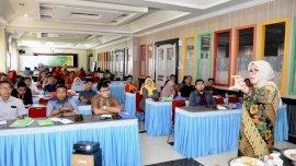 Disnaker Gowa Gelar Workshop bagi Pengusaha& Karyawan