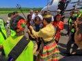 Menpar RI Dijemput Secara Adat Kepulauan Selayar