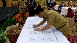 Wabup Gowa Hadiri Gelar Pengawasan Daerah dan Konferensi AAIPI Sulsel