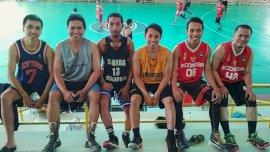 Komunitas 'Pebasket' Support Faisal Malaganni