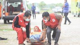 37 Ahli Waris Korban Bencana Gowa Terima Santunan dari Kemensos