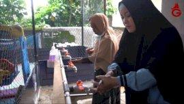 Waspada Corona, Disdukcapil Gowa Siapkan Tempat Cuci Tangan dan Hand Sanitizer