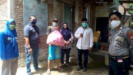 H-1 PSBB, Pemkab Gowa Distibusikan 2.314 Paket Sembako ke Warga Barombong