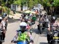 Distribusi 50 Ribu Paket Sembako Dikawal Petugas Gabungan