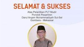 Diamanahkan Kelola Pondok Darul Arqom, KH Achmad Tawalla Nyatakan Siap Abdikan Diri