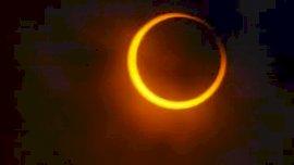 Besok, Gerhana Matahari Cincin Kembali Terjadi di Indonesia