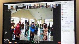 Tahapan Pilkada Gowa 2020, KPU Lantik 501 PPS Secara Virtual