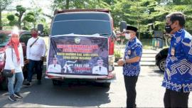 Lagi, Pemkab Gowa Kirim Bantuan Untuk Korban Bencana di Lutra