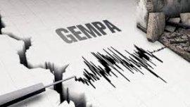 Gempa M 5,5 Guncang Kepulauan Selayar