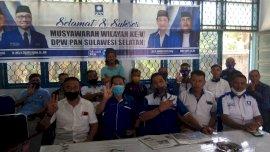"Kahfi ""Oppo"" Pimpin PAN Sulsel, Syamsuddin Karlos Diprediksi Jabat Sekretaris"