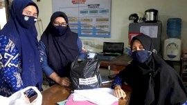 Catat, Sudah 61 Ribu Masker dari ASN Terkumpul di BKD Gowa