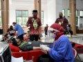 Bantu Ketersediaan Darah di Masa Pandemi, Pejabat Gowa Ikut Donor