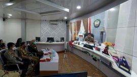 Bupati Adnan Usul Kabupaten/Kota Terapkan Perda Wajib Masker