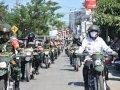 Cegah Covid-19, Wabup Gowa Pimpin Patroli Operasi Penegakan Pendisiplinan Protokol Kesehatan
