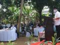 Wabup Gowa Hadiri Launching Desa Binaan Kejari