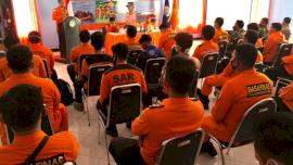 Basarnas Makassar Gelar Uji Pencarian dan Pertolongan, Ini Tujuannya