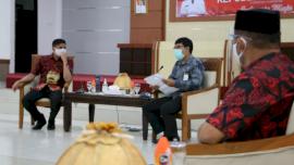 Bupati dan Wabup Gowa Terima Kunjungan BPK Perwakilan Selsel