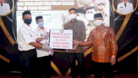 Hadiah Rp50 Juta Menanti  bagi Kampung Rewako Terbaik Setiap Kecamatan
