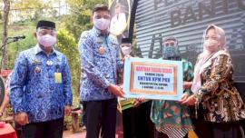 Adnan-Kio Sosialisasi Program Unggulan Pemkab Gowa di Tombolo Pao dan Tinggimoncong
