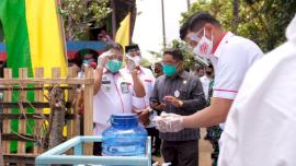 Warga Tompobulu dan Biringbulu Ikut Sosialisasi Perda Wajib Masker