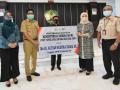 Gowa Terima Bantuan 1.600 Paket Makanan Tambahan dan 2 Unit Ventilator