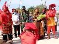 Pangdam XIV Hasanuddin Kunjungi 3 Lokasi Bersejarah di Gowa