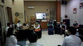Pusat Krisis Kesehatan Kemenkes RI Lakukan Monev di Gowa
