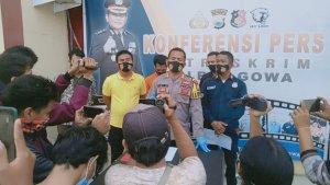 Ancam Mahasiswa dengan Air Soft Gun Tak Berizin, Satpam di Makassar Diamankan Polisi