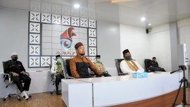 Pemkab Gowa Peringati Maulid Nabi Muhammad SAW Secara Virtual