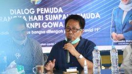 Buka Dialog KNPI, Pjs Bupati Gowa Sebut Pendidikan Kunci Kemajuan Bangsa
