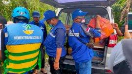 Pemkab Gowa Salurkan Makanan Siap Saji Untuk Warga Terdampak Banjir di Samata