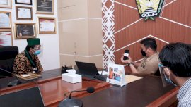 HMI Undang Bupati Gowa Jadi Narasumber LK II Nasional 2021