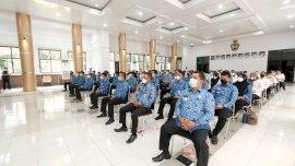 5.601 Pegawai Honorer Pemkab Gowa Dapat Jaminan Sosial Ketenagakerjaan