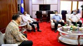 Gubernur Nurdin Dukung Program Langit Biru, Penggunaan BBM Ramah Lingkungan