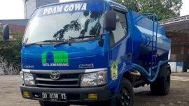 Warga Paccinongan Terdampak Banjir Krisis Air Bersih, PDAM Gowa Turunkan 2 Mobil Tangki
