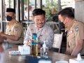 Foto: Begini Kebersamaan Mentan dan Bupati Gowa saat Ngopi Bareng di Coffee 36