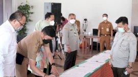 Foto: Pemkab Gowa MoU dengan Ditjen Peternakan dan Kesehatan Kementan RI