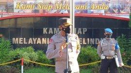Antisipasi Penyalahgunaan Senjata Api, Kapolres Gowa Lakukan Pemeriksaan