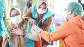 Vaksinasi Tahap II, Parepare Dapat Jatah 1.300 Dosis