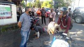 Terjaring Operasi Yustisia Prokes, 17 Pengendara Dijatuhi Sanksi