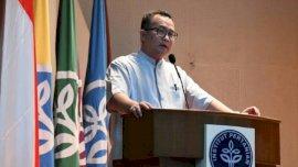 Stok Cukup, Rektor IPB Tegaskan Tolak Impor Beras
