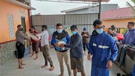 60 KK Korban Banjir di Bontomarannu Dapat Bantuan dari Pemkab Gowa
