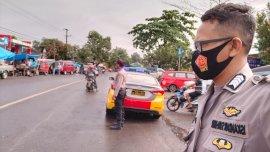 Rawan Kejahatan Jalanan, Polisi Amankan Pasar Rappokaleleng