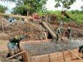 Meski Terkendala Cuaca, Proyek TMMD di Tana Karaeng, Gowa Dipastikan Tuntas