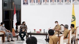 KPU Kembalikan Sisa Dana Hibah Pilkada 2020 Rp8 M ke Pemkab Gowa