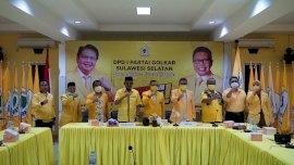 DPD I Gelar Uji Kelayakan Ketua DPD II Golkar Gowa dan Jeneponto