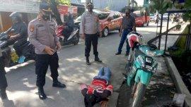 Tak Bermasker, 14 Warga Terjaring Operasi Yustisi Polres Gowa