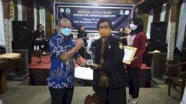 Bupati Adnan Sabet Penghargaan Nasional dari Asosiasi LPPL Indonesia