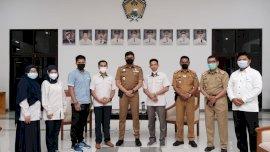 Bupati Adnan Jadi Narsum Talk Show Kebangsaan di SMA Islam Athirah