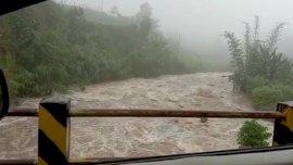 Intensitas Hujan Tinggi, Elevasi Hilir Jeneberang Berstatus Waspada